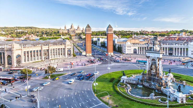 economic car rentals Barcelona